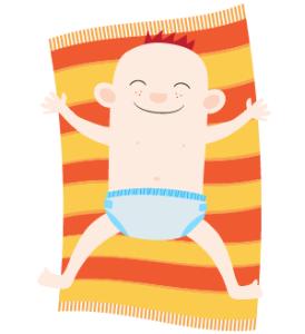 Massaggio Infantile @ GEPO | Milano | Lombardia | Italia